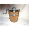 1 quart ice cream machine old fashioned, hand crank Country Freezers