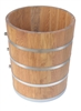 White Oak Wood Tub for 20 Quart Country Freezer