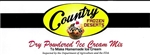 4 quart or one gallon Amish homemade Ice Cream Dry/powdered 4 quart Mix Made in America Country Frozen Desserts